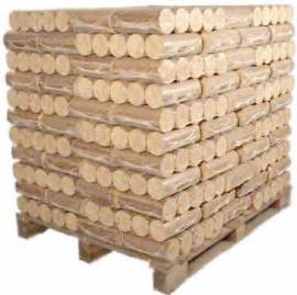 Sonderposten in der Selbstabholung Holzbriketts & Holzpellets - Bild vergrößern